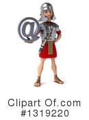 Legionary Soldier Clipart #1319220 by Julos