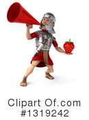 Legionary Soldier Clipart #1319242 by Julos
