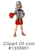 Legionary Soldier Clipart #1339961 by Julos