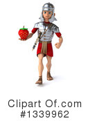 Legionary Soldier Clipart #1339962 by Julos