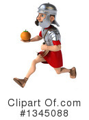 Legionary Soldier Clipart #1345088 by Julos