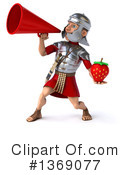 Legionary Soldier Clipart #1369077 by Julos