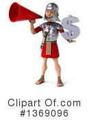 Legionary Soldier Clipart #1369096 by Julos