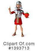 Legionary Soldier Clipart #1393713 by Julos