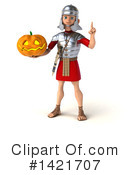 Legionary Soldier Clipart #1421707 by Julos