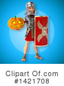Legionary Soldier Clipart #1421708 by Julos