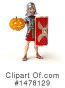 Legionary Soldier Clipart #1478129 by Julos
