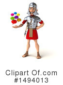 Legionary Soldier Clipart #1494013 by Julos