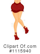 Royalty-Free (RF) Legs Clipart Illustration #1115940