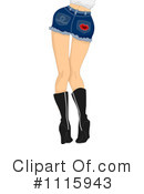 Royalty-Free (RF) Legs Clipart Illustration #1115943