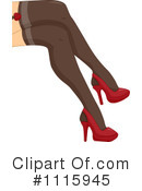 Royalty-Free (RF) Legs Clipart Illustration #1115945