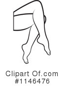 Royalty-Free (RF) Legs Clipart Illustration #1146476