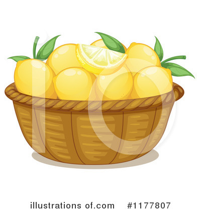 Fruit Clipart #1177807 by Graphics RF