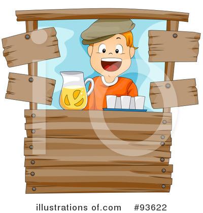 Lemonade Stand Clipart #93622 by BNP Design Studio | Royalty-Free (RF ...