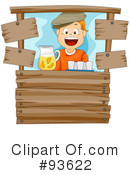 Lemonade Stand Clipart #93622
