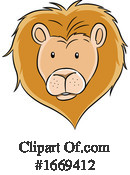 Leo Clipart #1669412 by cidepix