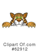 Leopard Character Clipart #62912 by Toons4Biz