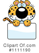 Leopard Clipart #1111190 by Cory Thoman