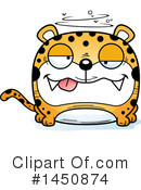 Leopard Clipart #1450874 by Cory Thoman