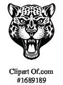 Leopard Clipart #1689189 by Vector Tradition SM