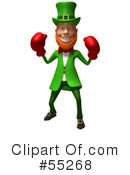 Leprechaun Character Clipart #55268 by Julos