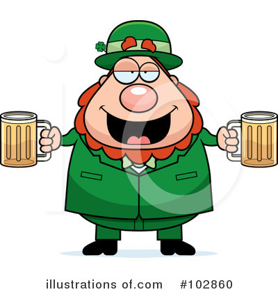 St Patricks Day Clipart #102860 by Cory Thoman