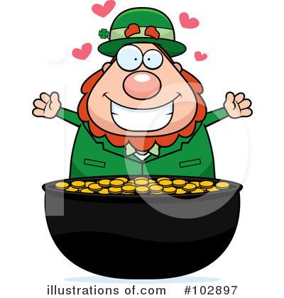 St Patricks Day Clipart #102897 by Cory Thoman
