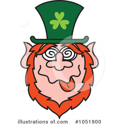 Leprechaun Clipart #1051900 by Zooco