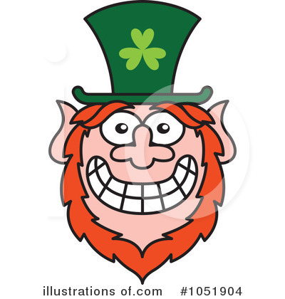 Leprechaun Clipart #1051904 by Zooco