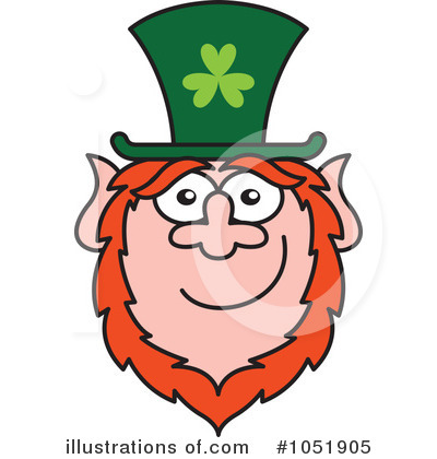 Leprechaun Clipart #1051905 by Zooco