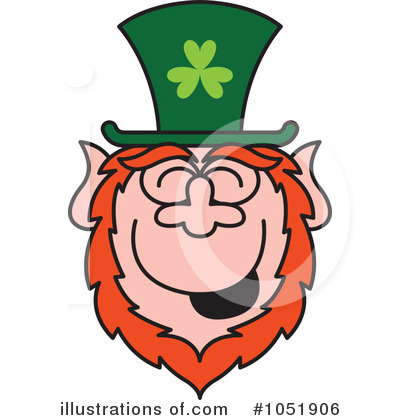 Leprechaun Clipart #1051906 by Zooco