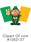 Royalty-Free (RF) Leprechaun Clipart Illustration #1052137
