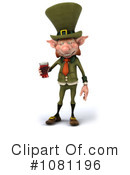 Leprechaun Clipart #1081196 by Julos
