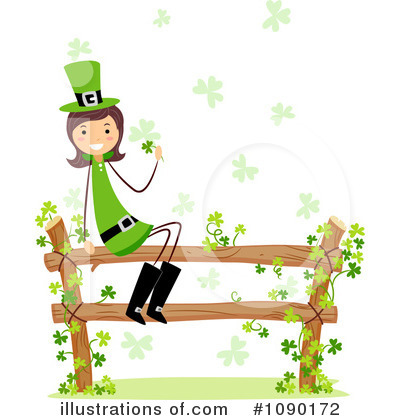 St Patricks Day Clipart #1090172 by BNP Design Studio