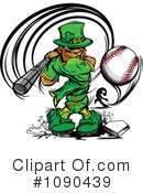 Royalty-Free (RF) Leprechaun Clipart Illustration #1090439