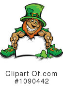Royalty-Free (RF) Leprechaun Clipart Illustration #1090442