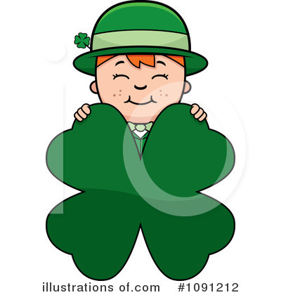 St Patricks Day Clipart #1091212 by Cory Thoman