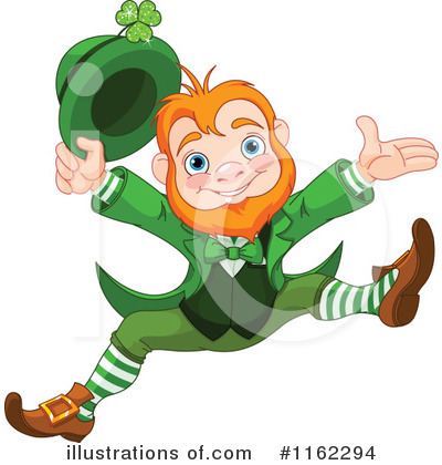 St Patricks Day Clipart #1162294 by Pushkin