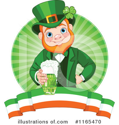 Leprechaun Clipart #1165470 by Pushkin