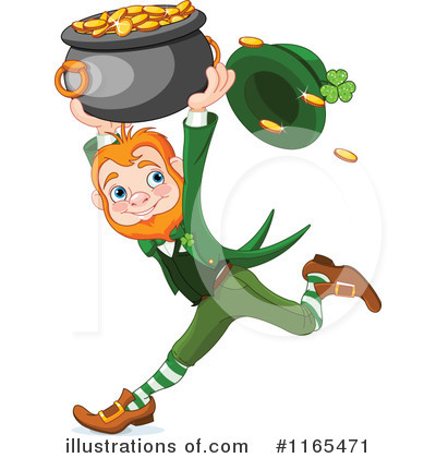 Leprechaun Clipart #1165471 by Pushkin