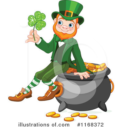 Leprechaun Clipart #1168372 by Pushkin