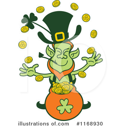Leprechaun Clipart #1168930 by Zooco