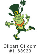 Royalty-Free (RF) Leprechaun Clipart Illustration #1168939