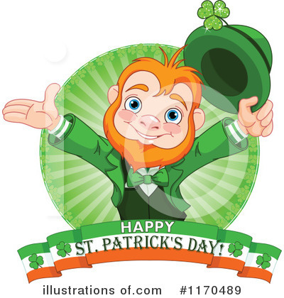 Leprechaun Clipart #1170489 by Pushkin
