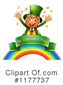 Leprechaun Clipart #1177737 by Graphics RF