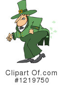 Leprechaun Clipart #1219750 by djart
