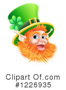 Royalty-Free (RF) Leprechaun Clipart Illustration #1226935
