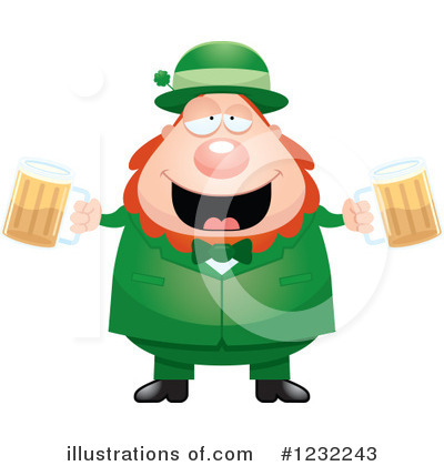 St Patricks Day Clipart #1232243 by Cory Thoman