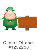 Leprechaun Clipart #1232250 by Cory Thoman
