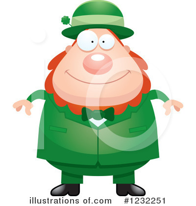 St Patricks Day Clipart #1232251 by Cory Thoman
